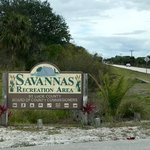 Savannas recreation area