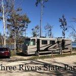Three rivers state park