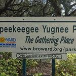 Topeekeegee yugnee park campground