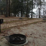 Williams landing campground