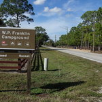 W p franklin campground