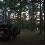 Wright lake campground