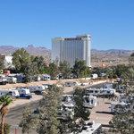 Riverside resort casino rv park