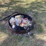 Claystone park campground