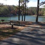 Clark creek north campground