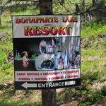 Bonaparte lake resort