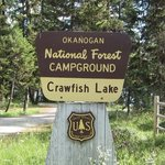 Crawfish lake campground