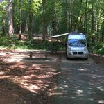 Mckaskey creek campground