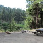 Lyman lake campground