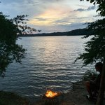 River forks park campground