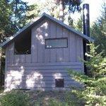 Swan lake campground