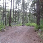 Long lake campground