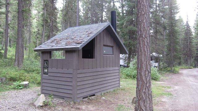 Long lake campground