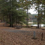 Upper stamp creek campground