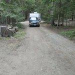 Browns lake campground