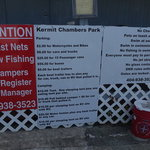 Kermit chambers vfw park campground