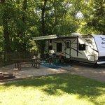 Buckhorn dam campground