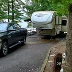 Canal campground