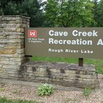 Cave creek campground