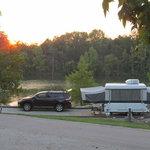 Dog creek campground nolin lake
