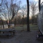 Houchins ferry campground