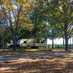 Kentucky horse park campground