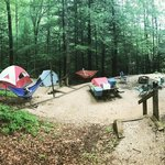Koomer ridge campground