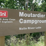 Moutardier campground