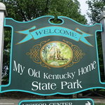 My old kentucky home state park