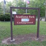 Acadiana park campground