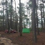 Coyote camp complex