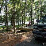 Lake bistineau state park