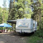 Oriole campground