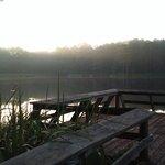 Valentine lake north shore campground