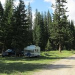 Salmon meadows campground