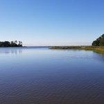 Davis bayou campground