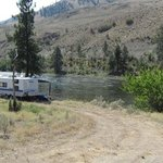 Similkameen river blm