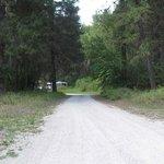 Thirteen mile trailhead
