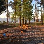 North abutment campground