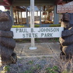 Paul b johnson state park