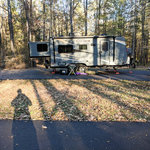Rocky springs campground natchez trace parkway