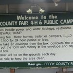 Ferry county fair