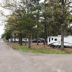 Timberlake campground barnett reservoir