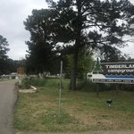 Timberlake campground barnett reservoir