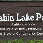 Cabin lake county park