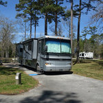 Cedar point campground croatan nf