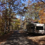 Crabtree falls campground