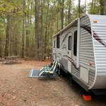 Crosswinds campground
