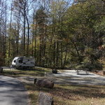 Curtis creek campground pisgah nf