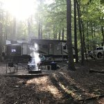 Holly point campground